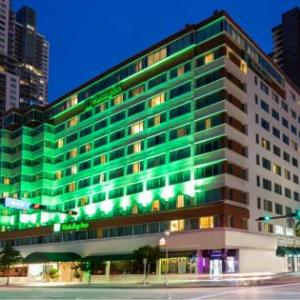 Knight Concert Hall Hotels - Holiday Inn Hotel Port Of Miami-downtown