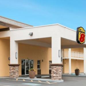 Manatee County Fair Hotels - Super 8 by Wyndham Ellenton Bradenton Area