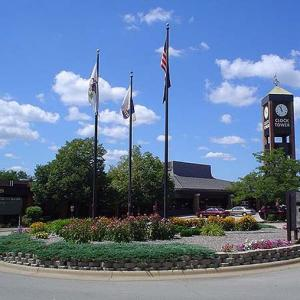 Clock Tower Resort And Conference Center