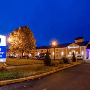 Hotels near Cobleskill Fairgrounds - Best Western Cooperstown Inn & Suites