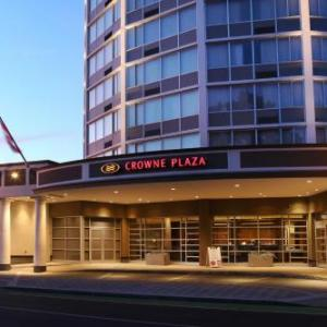 Mulroy Civic Center Hotels - Crowne Plaza Hotel Syracuse