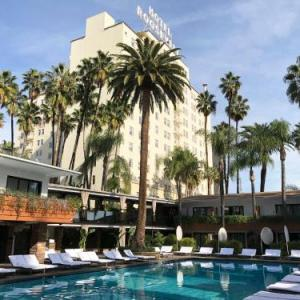 Hotels near Laserium - The Hollywood Roosevelt