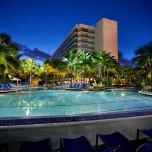 Hotels near Hallandale Beach - Crowne Plaza Hollywood Beach Resort Hotel