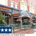 Blackpool Empress Ballroom Hotels - Ruskin Hotel