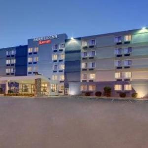 Fairfield Inn By Marriott Boston Tewksbury/Andover