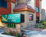 Downey California Hotels - Quality Inn Near Downey Studios
