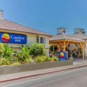 Hotels near Roaring Camp Railroads - Comfort Inn Santa Cruz