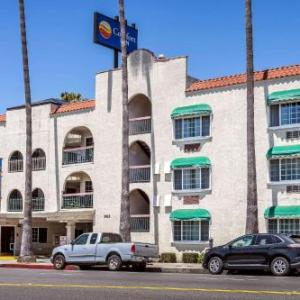 Hotels near South Santa Monica - Comfort Inn Santa Monica - West Los Angeles