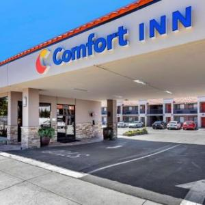 Comfort Inn Near Old Town Pasadena