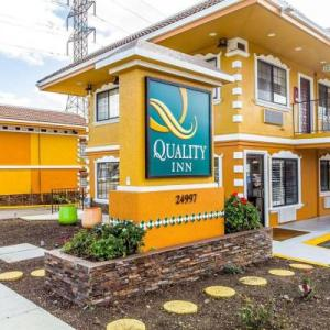 Cal State East Bay Hotels - Quality Inn Hayward