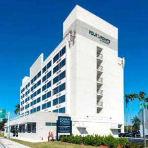 War Memorial Auditorium Fort Lauderdale Hotels - Four Points By Sheraton Fort Lauderdale Airport/cruise Port