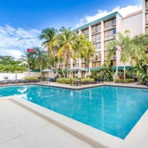 Hotels near Renegades West Palm Beach - Ramada West Palm Beach