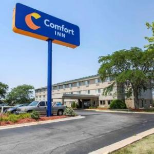 Hotels near The Apollo Theatre AC - Comfort Inn Rockford