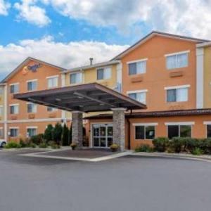 Gurnee Mills Hotels - Comfort Inn Gurnee -Mall Area