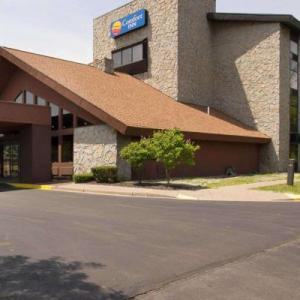The Lost Horizon Hotels - Comfort Inn Carrier Circle