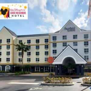 Fairfield Inn & Suites Orlando Lake Buena Vista/Walt Disney World