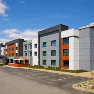 SUNY Albany Hotels - Courtyard By Marriott Albany Thruway