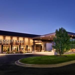 Hotels near Ravinia - Courtyard By Marriott Chicago Highland Park/Northbrook