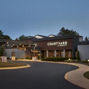 Courtyard By Marriott Wood Dale IL, 60191