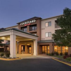 Heart of Illinois Fair Hotels - Courtyard By Marriott Peoria