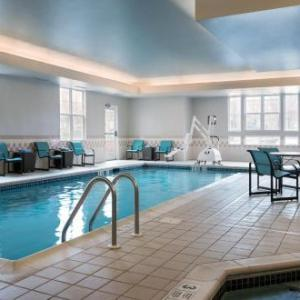 Mid Hudson Civic Center Hotels - Courtyard By Marriott Poughkeepsie
