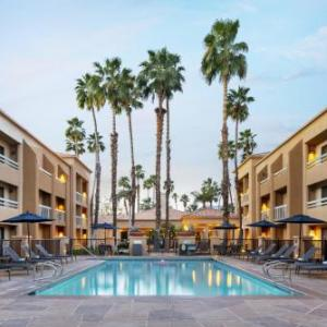 Palm Springs High School Hotels - Courtyard By Marriott Palm Springs