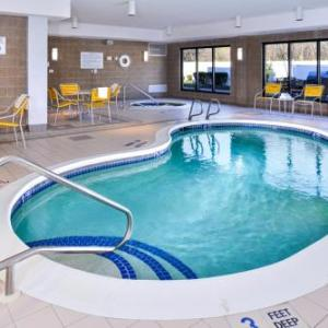 Fairfield Inn & Suites By Marriott Rochester West/Greece