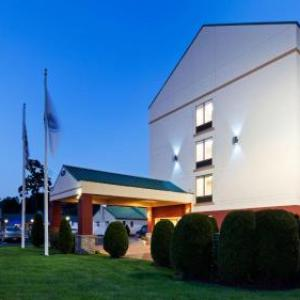 Hotels near Gateway City Arts - Best Western Springfield West Inn