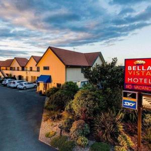 Hotels near Trafalgar Centre Nelson - Abelia Motor Lodge