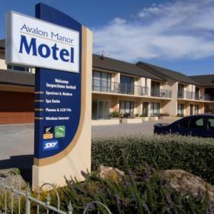 Neudorf Vineyards Hotels - Avalon Manor Motel