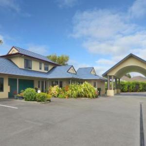 Te Rauparaha Arena Hotels - Belmont Motor Lodge
