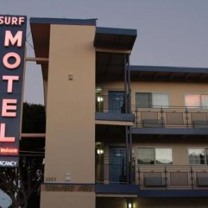 Palace of Fine Arts Hotels - Surf Motel