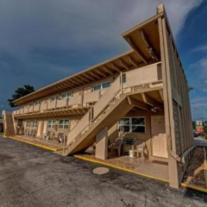 Hotels near Cocoa Riverfront Park - Aladdin Motel