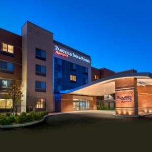 Fairfield Inn & Suites Syracuse Carrier Circle