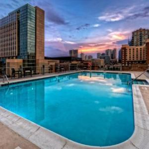 Tennessee State Fairgrounds Hotels - Hilton Garden Inn Nashville Downtown/Convention Center