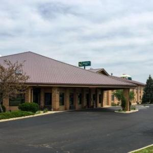Hotels near Milan Dragway - Quality Inn Dundee