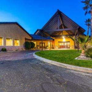 Willow Springs Raceway Hotels - Comfort Inn & Suites