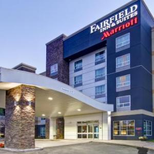 Hotels near Kamloops Convention Centre - Fairfield Inn & Suites Kamloops
