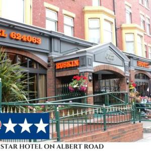 Winter Gardens Blackpool Hotels - Ruskin Hotel