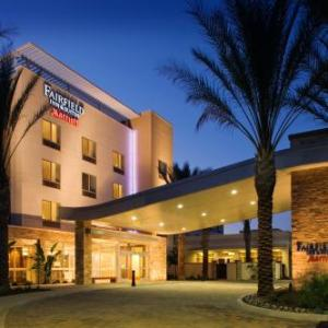 Marty's On Newport Hotels - Fairfield Inn & Suites Tustin Orange County