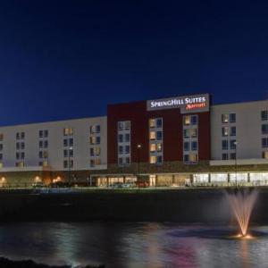 Springhill Suites By Marriott Dallas Plano/frisco