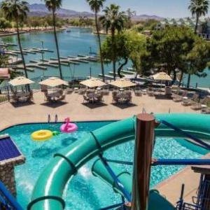 Lake Havasu State Park Hotels - London Bridge Resort