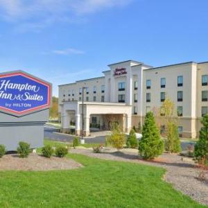 Hotels near Convocation Center at California University of Pennsylvania - Hampton Inn & Suites California University-Pittsburgh