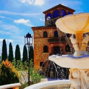 Book Now I Segreti del Borgo (Penna in Teverina, Italy). Rooms Available for all budgets. Immersed in the Umbrian countryside 6 km from Orte I Segreti del Borgo is a beautifully restored farmhouse with its own orchards and a restaurant. Rooms here have refined rust