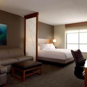 Hotels near The Big Chill Charlotte - Hyatt Place Charlotte Downtown
