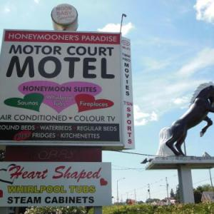 Fanshawe College Hotels - Motor Court Motel
