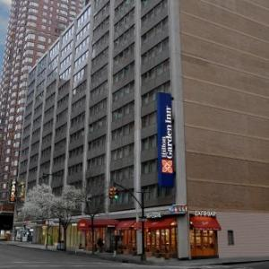 Majestic Theatre on Broadway Hotels - Hilton Garden Inn Times Square