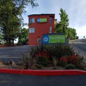 Americas Best Value Inn Six Flags Vallejo Napa Valley