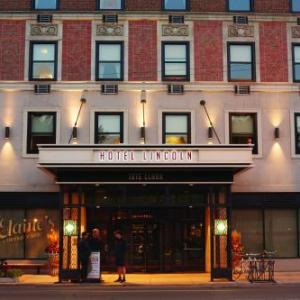 Hotels near Zanies Comedy Club Chicago - Hotel Lincoln