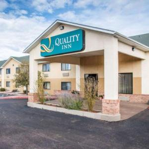 Colorado Springs Airport Hotels - Quality Inn Colorado Springs